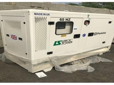 للبيع مولد كهرباء بيركنز 75kva إنجليزي أصلي (جديد) 2016