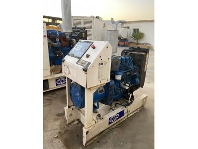 للبيع مولد كهرباء بيركنز 20KVA/15KW مستعمل مضمون